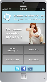 Mobile site for IRGLM